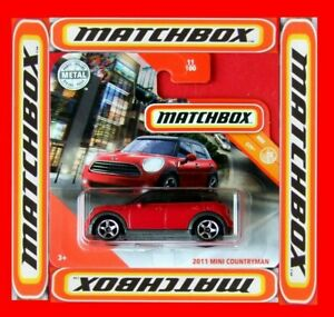 MATCHBOX-2020-2011-MINI-COUNTRYMAN-11-100-NEU-amp-OVP