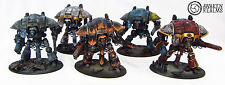 Painted Imperial Knight - Top Quality level [Magnetized weapons] (commission)