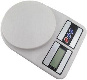 BILANCIA DIGITALE LCD DA CUCINA ELETTRONICA DA 1GR 5KG SF400 TASTO TARA CASA