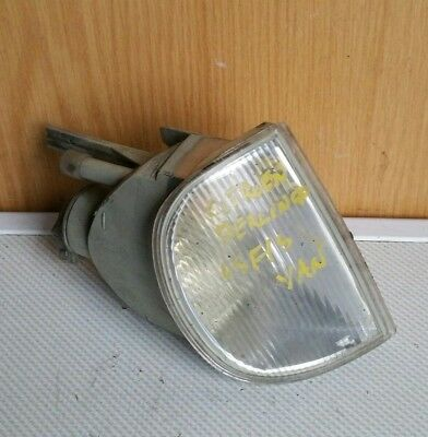 Citroen Berlingo Mk1 1996-2002 Clear Front Indicator O//S Drivers Right