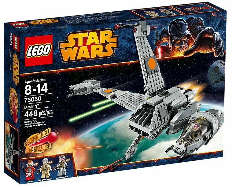 LEGO® Star Wars™ 75050 B-Wing™ NEU OVP NEW MISB NRFB