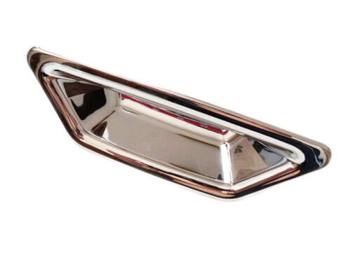 1PCS ABS Chrome Rear Tail Door Handle Bowl for Nissan X-trail Rogue 2014-2019