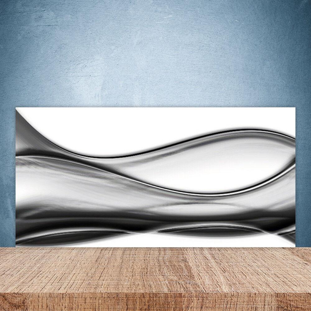 Crédence de cuisine en verre Panneau Paroi 100x50 Art Abstraction
