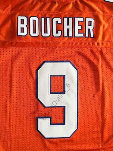 The Waterboy #9 Bobby Boucher Adam Sandler 50th Anniversary Football Jersey