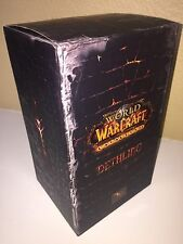 2010 Blizzcon DETHLING Figure - World of Warcraft Cataclysm AUTHENTIC!!!