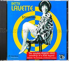 """Bettye Lavette - """"Souvenirs"""" - MINT 2000 CD on French Art & Soul"""