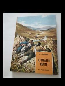 R.L.STEVENSON: IL RAGAZZO RAPITO del 1969 - Italia - R.L.STEVENSON: IL RAGAZZO RAPITO del 1969 - Italia