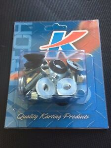 Go-Kart-Floor-Tray-Bolt-Kit-Incl-Nuts-Bolts-Washers-NEW