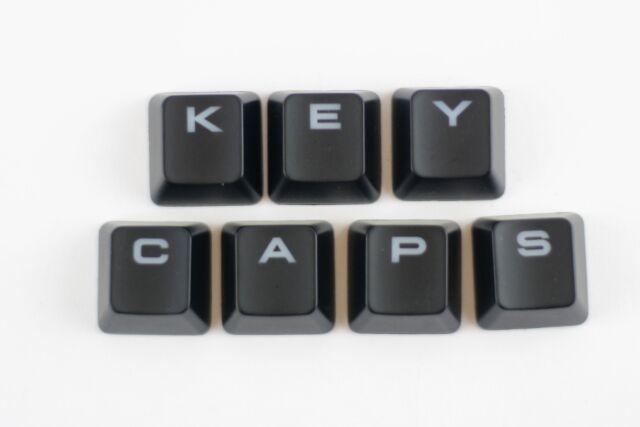 NEW SINGLE Original Replacement Keycap Corsair K70 RGB  LUX/Rapidfire/Strafe/K65