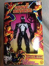 "Spider-Man 10"" Black Costume from Marvel Universe"