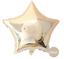 miniatura 18 - Lamina Stella Forma Palloncino Per Compleanno Festa, Anniversari, Decorazioni,
