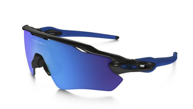Oakley Sunglasses RADAR EV PATH OO9208 20 Black Blue Sapphire Iridium