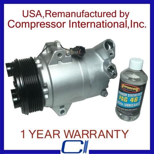 2005-2012 Pathfinder 4.0L,2012-2015 NV1500,NV2500,NV3500 4.0L A//C Compressor