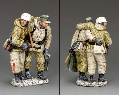 Action- & Spielfiguren King & Land Kampf von The Bulge Bbg109 Ww2 Deutsch Fallschirmjager Fallend Bac