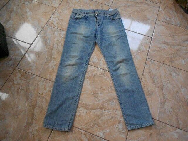 H7038 H7038 H7038 Carhatt Ziggy Pant Jeans W33 L32 mittelblau  Gut | Moderne und elegante Mode  | Geeignet für Farbe  | Sehen Sie die Welt aus der Perspektive des Kindes  | Verkaufspreis  | Erste Klasse in seiner Klasse  007be6