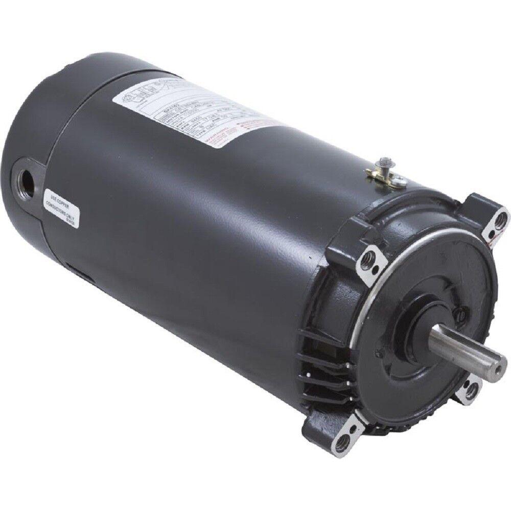 A.O. Smith SK1102 1HP 115/230V 1-Speed SF-1.40 56C Frame C-Face Motor