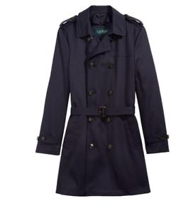 Ralph Lauren Big Boys Trench Coat Size 18R
