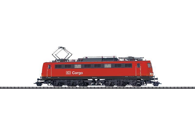 Trix 22154 Br 150 Digitale con Giunto Telex e Lokpfiff DB Cargo