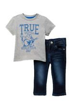 cf4b0f2d6 item 4 True Religion Infant & Toddler Baby Boy's Short Sleeve Tee and Denim  Set Jeans -True Religion Infant & Toddler Baby Boy's Short Sleeve Tee and  Denim ...