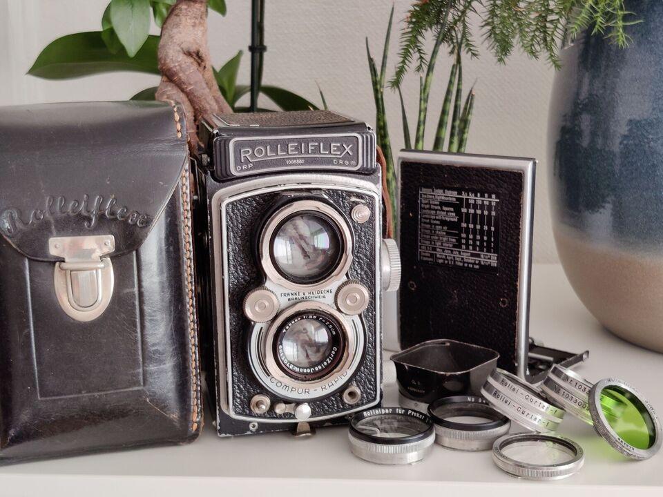 Rolleiflex, Automat