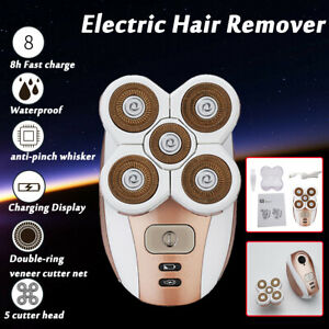 Women-Lady-Electric-Shaver-Remover-Legs-Eyebrow-Trimmer-Shaper-Armpit