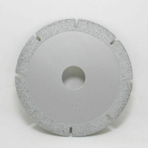 """4/"""" 100mm Diamond Coated Grinding Disc Wheel Cutting Saw Blade For Angle Grinder"""
