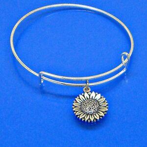 Charm Bangle Silver Charm Bracelet Bangle Bracelet with Tassel and Cloud Charm Tassel Jewelry Sterling Silver Tassel Bangle Bracelet