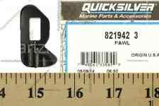New Mercury Mercruiser Quicksilver OEM Part # 821942  3 PAWL