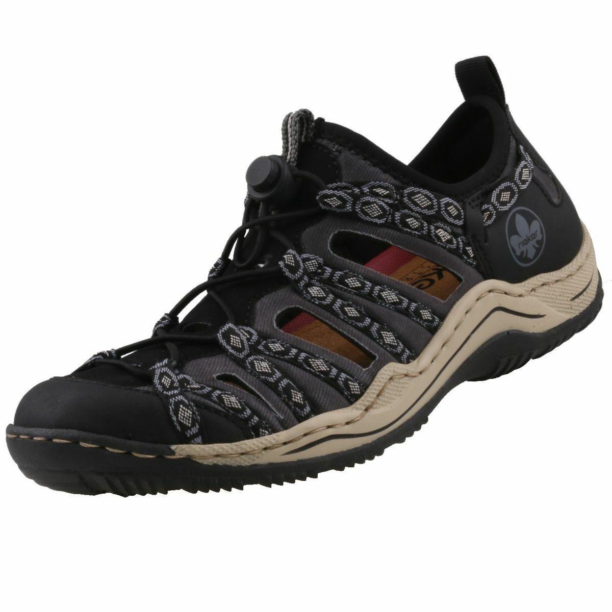 Nuevo zapatos señora zapatos bajo rieker zapatos outdoor-sandalias zapatillas zapato bajo zapatos bailarinas 41d58f