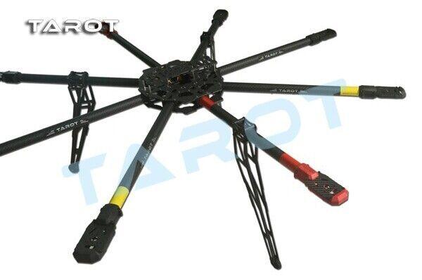 Tarot Tarot Tarot IRON MAN 1000S 8 aix Carbon Octocopter TL100C01 Multicopter Drone 1dfeec