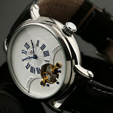 Hot Forsining Auto Luxury Automatic Tourbillon Mechanical Mens Man Wrist Watch