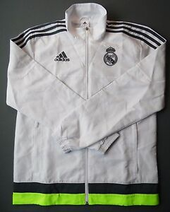 hot product pick up dirt cheap 5+/5 Adidas S87858 Real Madrid 2015 ~ 2016 Hombres Chaqueta ...