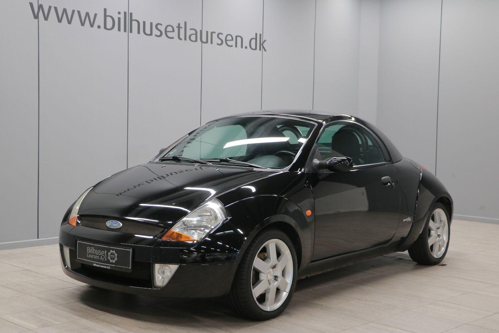 Ford Ka 1,6 StreetKa 2d - 49.900 kr.