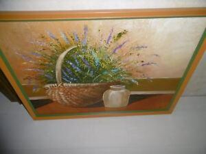mediteranes Bild--mit Öl gemalt - Dormagen, Deutschland - mediteranes Bild--mit Öl gemalt - Dormagen, Deutschland
