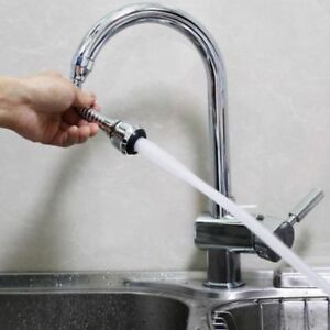 360-Swivel-Tap-Aerator-Sink-Mixer-Extender-Faucet-Nozzle-Dual-Spray-Kitchen-NEW