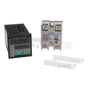 Universal-Digital-PID-Temperature-Controller-TD4-SNR-Solid-state-relay-SSR-40DA
