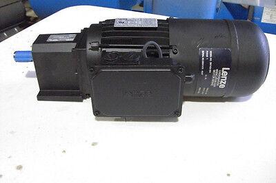 EN60034 LENZE ELECTRIC MOTOR with BRAKE /& GEAR MDXMA2M071-32