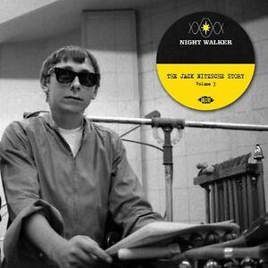 Various-Artists-Jac-Night-Walker-Jack-Nitzsche-Story-3-Various-New-CD