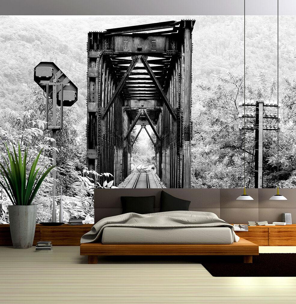 3D Salle 25 Photo Papier Peint en Autocollant Murale Plafond Chambre Art