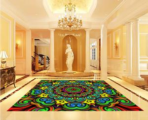 3D Gorgeous Pattern 75 Floor WallPaper Murals Wall Print Decal 5D AU Lemon