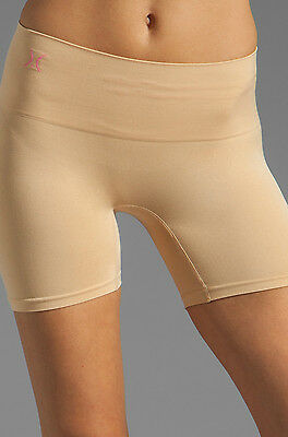 Yummie by Heather Thomson Nina Shaping Shortie YT5-004 Nude L/XL