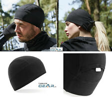 CAP warm HAT Under Helmet Motorbike CyclingSki Summit 300 Membrane Soft Shell