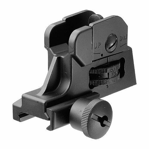Tokyo Marui No.165 LMT Type Rear Sight (Genuine Parts) Made in Japan 178657