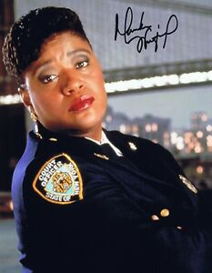 w//COA Roz of Night Court Marsha Warfield Signed Autographed 8x10 Photo