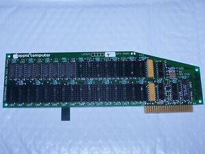 Apple-IIGS-1MB-Memory-Card-with-256K-installed-670-0025-A