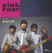 Pink Rage - Blast Off (2012)  CD  NEW/SEALED  SPEEDYPOST