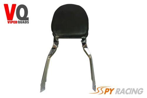 Spy 250//350cc F1-A Backrest Road Legal Quad Bike Part,Spy Racing Part