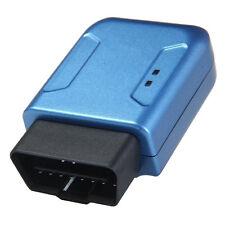 Car Vehicle Truck OBD II GPS Tracker Mini Spy Tracking Device GPRS GSM Realtime