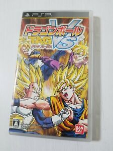 Sony PSP Dragon Ball Tag Vs Japan PlayStation Portable 0313A18