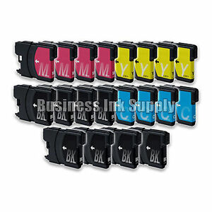 20-PACK-LC61-Ink-Cartridges-for-Brother-MFC-490CW-MFC-495CW-MFC-J615W-MFC-J630W